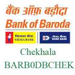 New IFSC Code Dena Bank of Baroda Chekhala