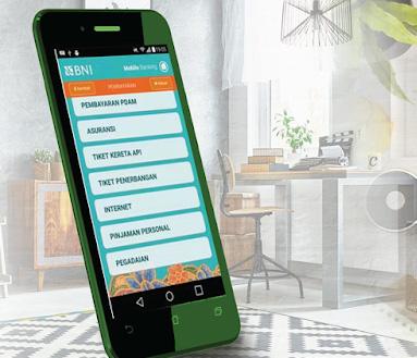 Daftar SMS Banking BNI