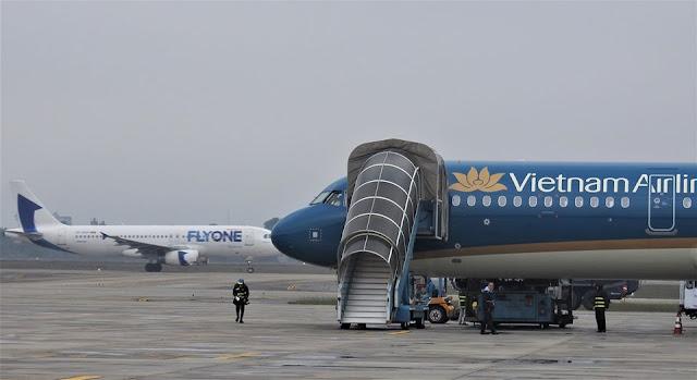Nữ hành khách tử vong sau khi ngã cầu thang xuống máy bay, Vietnam Airlines nói gì?