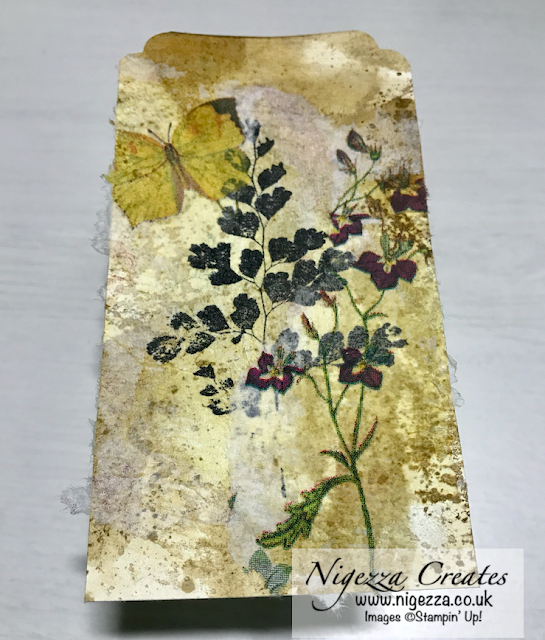 Nigezza Creates My First Junk Journal: Paper Napkin Technique