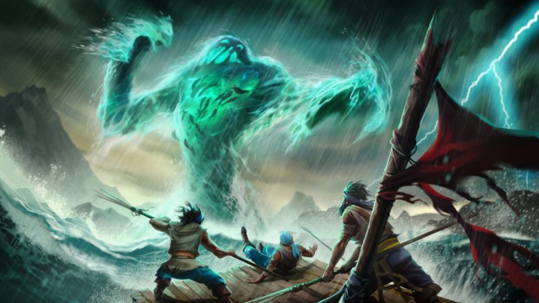 MMORPG has an innovative idea to make fishing more exciting