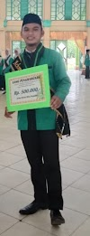Mahasiswa PAI Raih Penghargaan Lulusan Tercepat dan PM 1 Terbaik Se-FTIK Di IAIN Palangka Raya