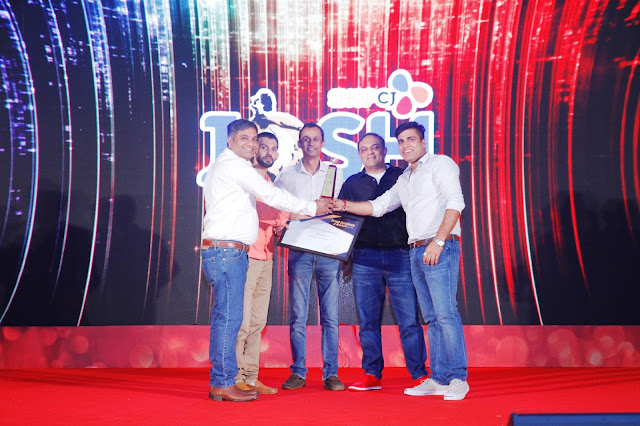 Intex Wins Brand Excellency Awards 2016 by Shop CJ