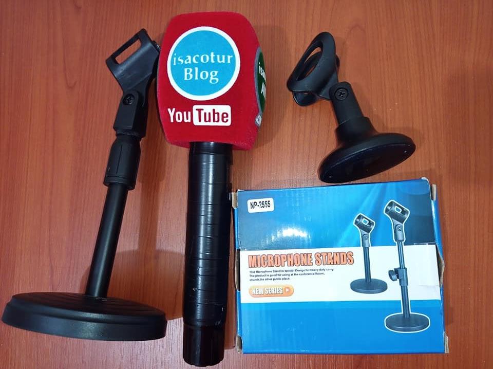 Lastvoice Ms-15T Masa Tipi Mikrofon Standı
