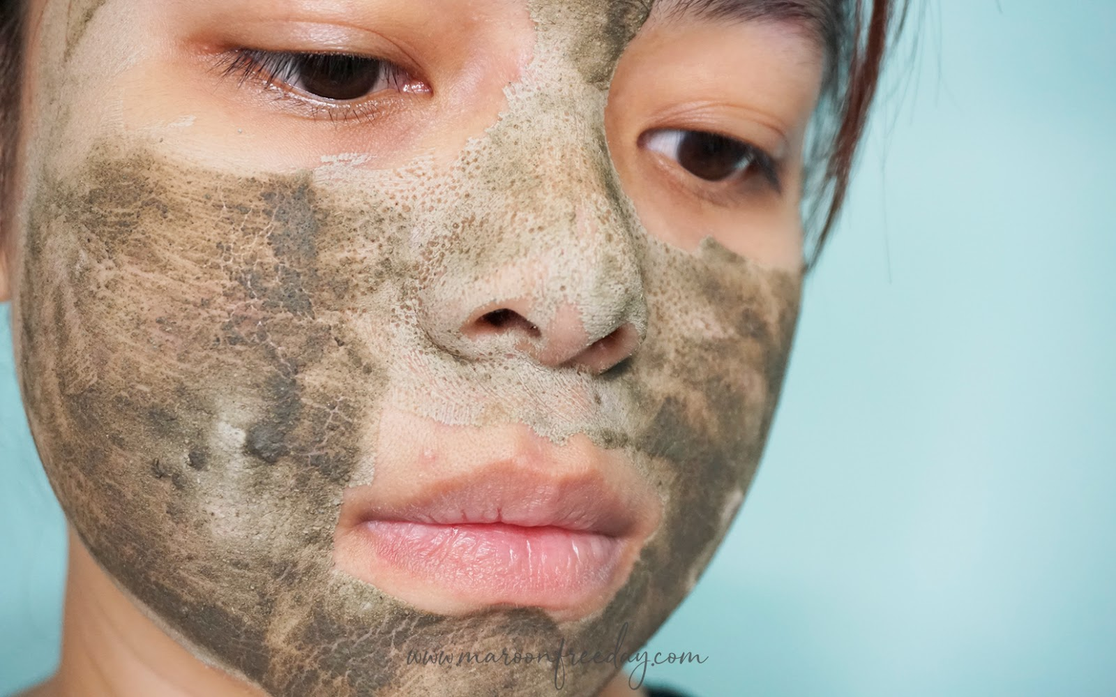 Cara Pakai Himalaya Herbals Purifying Neem Mask