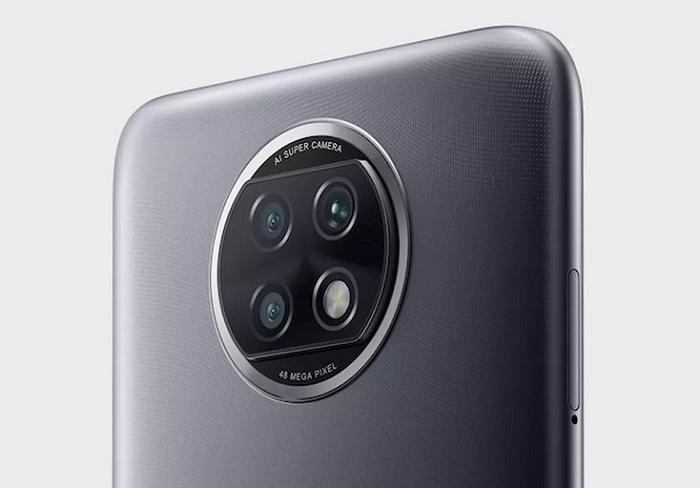 Xiaomi Redmi Note 9T-Camera Specs