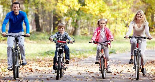 5 Manfaat Bersepeda untuk Kesehatan