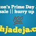 Amazon's Prime Day 2019 sale ||  hurry up