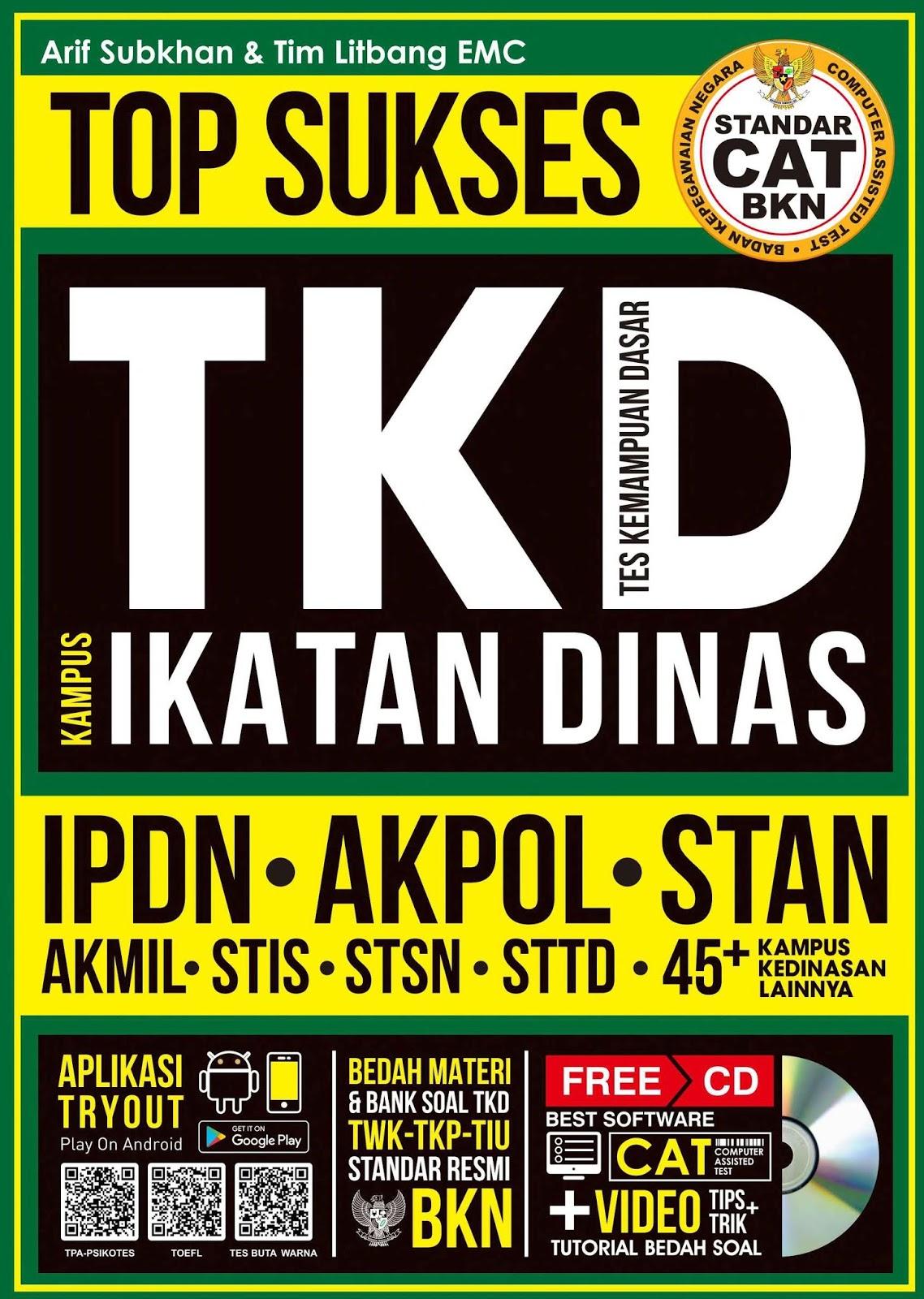 Download Top Sukses TKD Kampus Ikatan Dinas