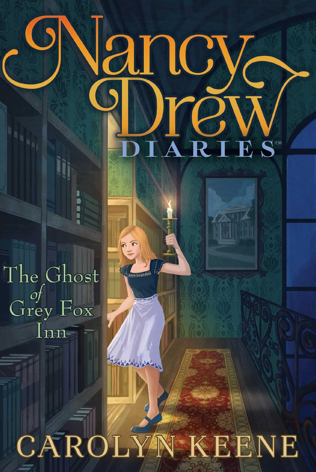 Book Cover Series Pepito : Series books for girls nancy drew diaries the ghost