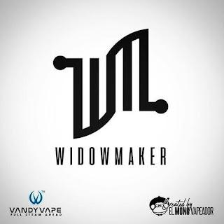 WIDOWMAKER RDA de Vandy Vape / El Mono Vapeador / REVISIÓN