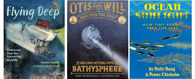 picture books about ocean exploration