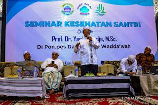 Peduli Kesehatan, Dalwa Adakan Seminar