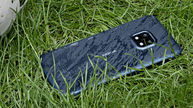 Nokia releases XR20 with rugged design, 5G, ZEISS optics, OZO audio, and 4 years of updates!