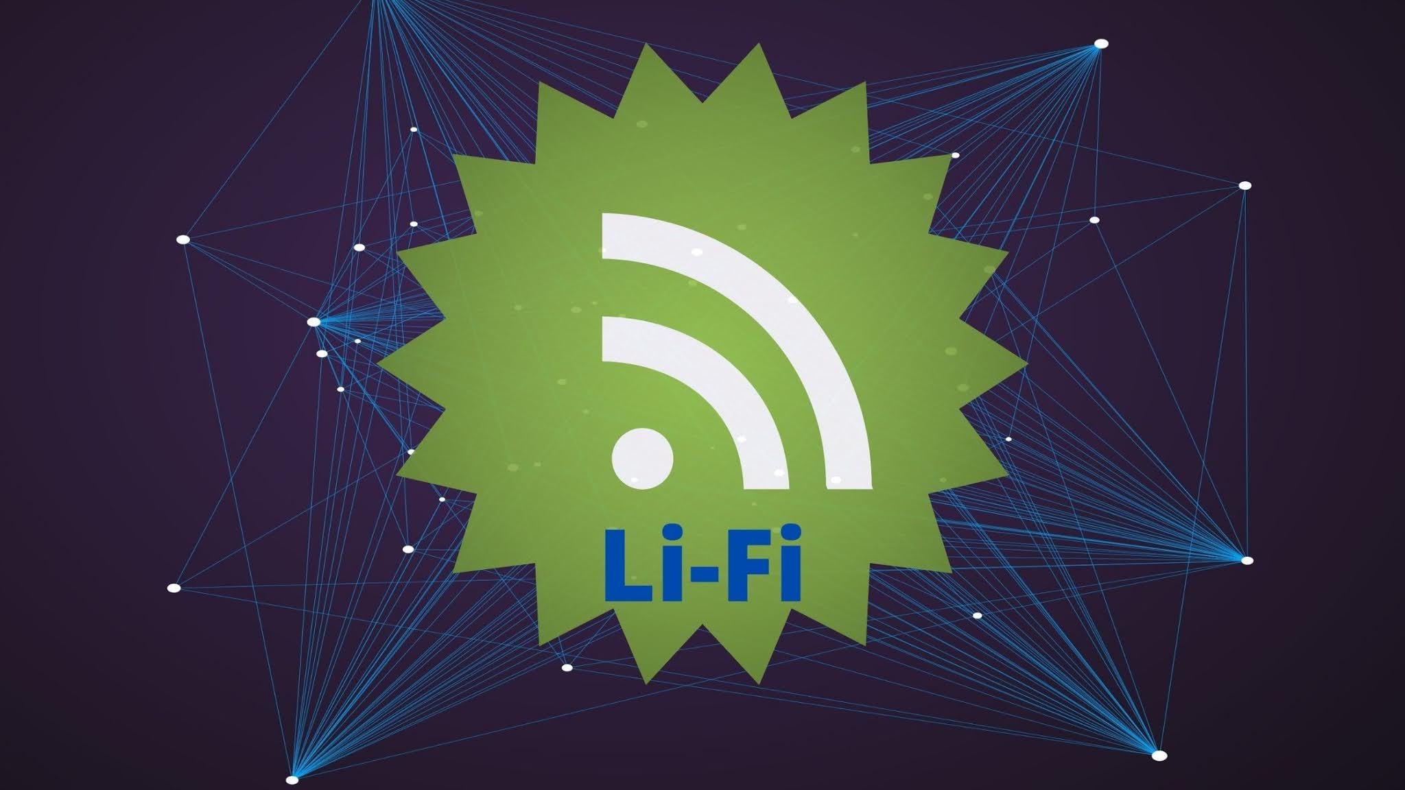 What is Li-Fi in Hindi