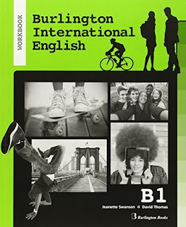 Libro Inglés International English B1 Workbook Burlington Books