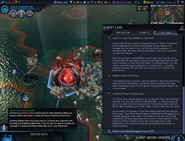 Civilization: Beyond Earth  | Promised Land Screenshot