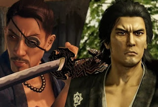 SEGA Seeks the Right Time for the Release of Yakuza Ishin! And Kenzan! English version