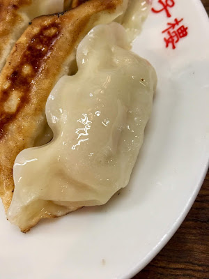 東京餃子楼のニラ・にんにく抜きの餃子