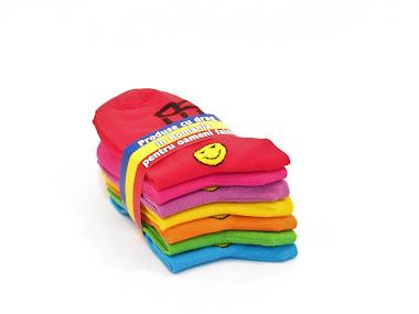 șosete bumbac multicolore