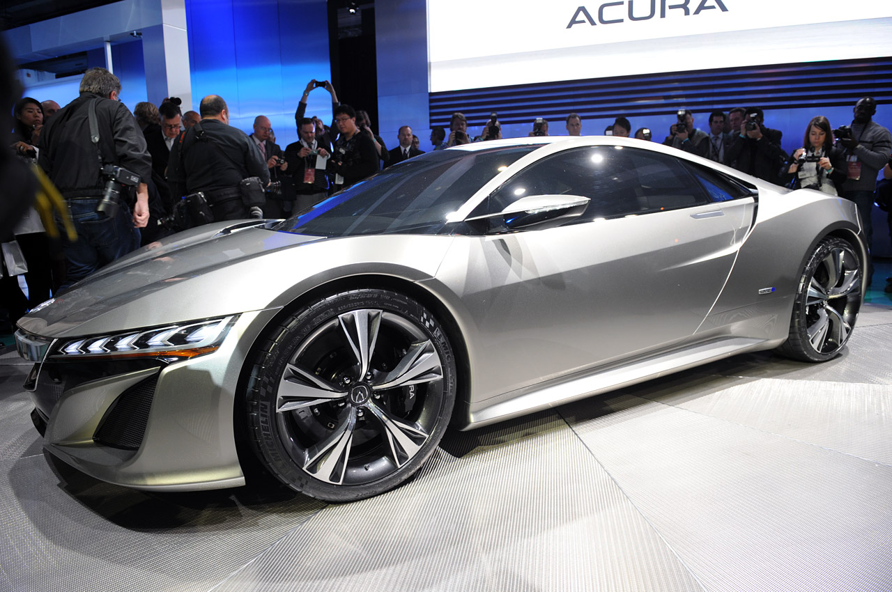 future technology and gadgets news 2012 acura nsx. Black Bedroom Furniture Sets. Home Design Ideas