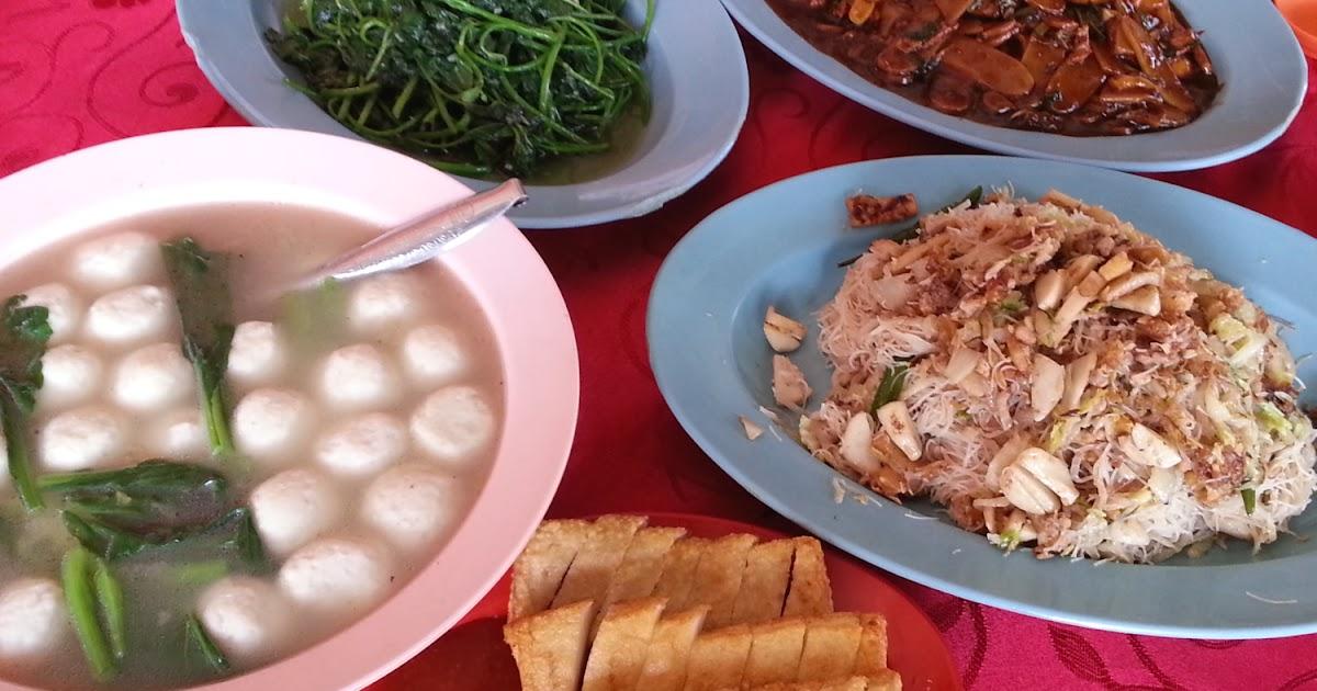 Footsteps jotaro 39 s travels yummy setapak teochew for One fish two fish restaurant