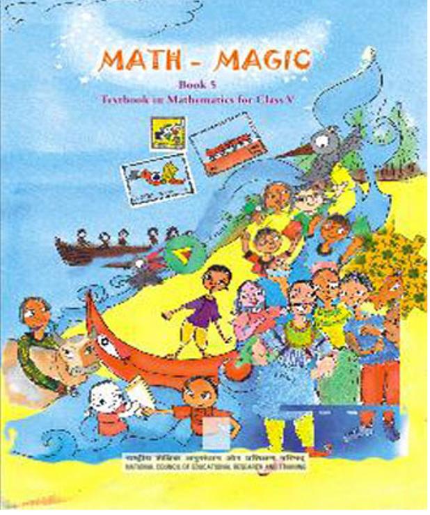 NCERT Mathematics Class-5 : For English Medium Students PDF Book