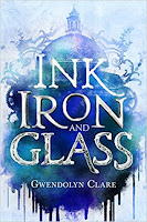ink iron and glass cover
