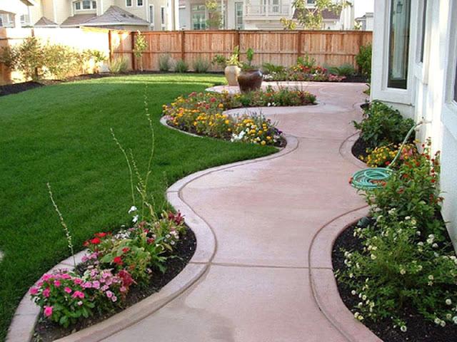 plenty of yard space