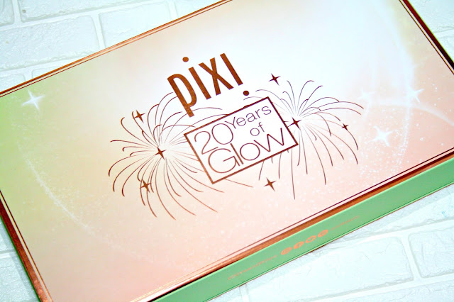 Pixi 20 Years of Glow product reviews with photos and swatches.