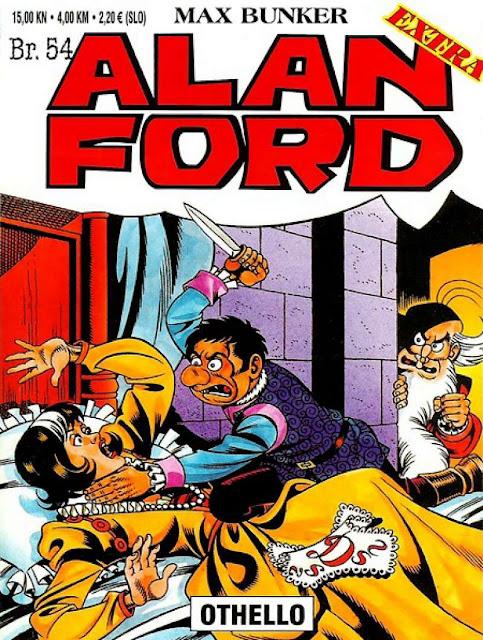 Othello - Alan Ford