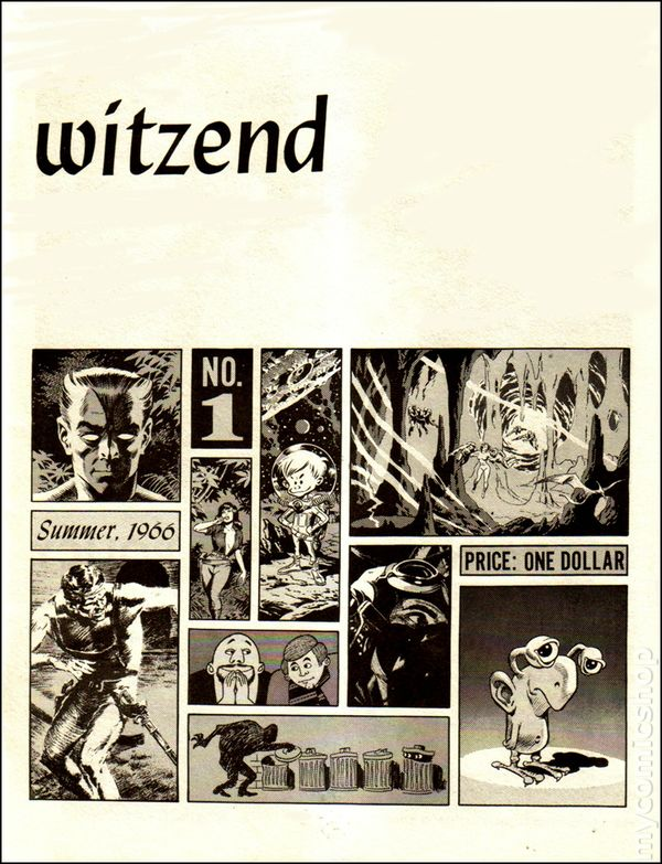 Comics Bronze Age (1970-83) So Far So Good By Sidney Harris 1st Cartoons From Playboy Comic Book Digest