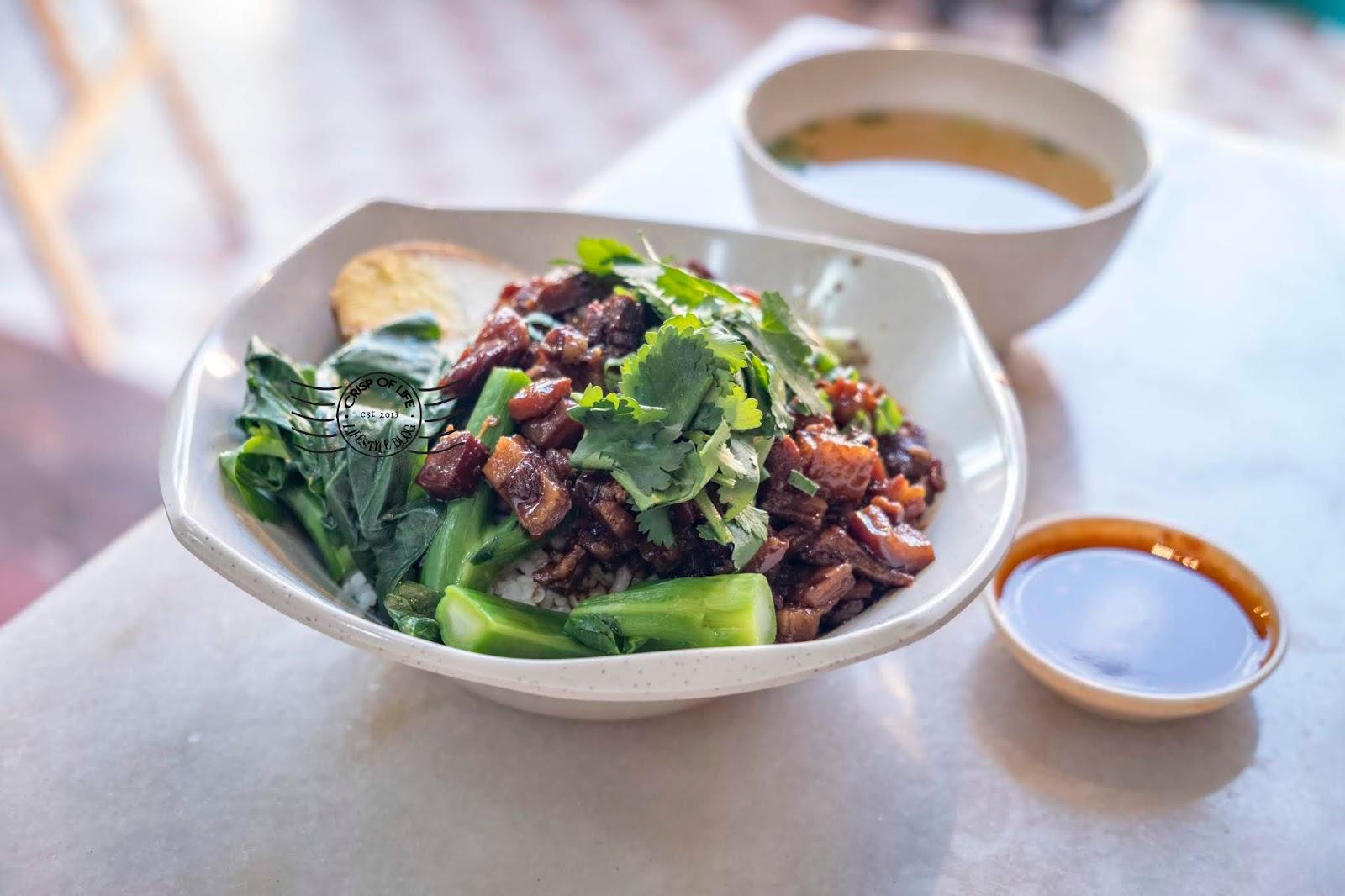 黎记汕头街云吞面 Loy Kee Wanton Noodles @ Lebuh Kimberly, Penang