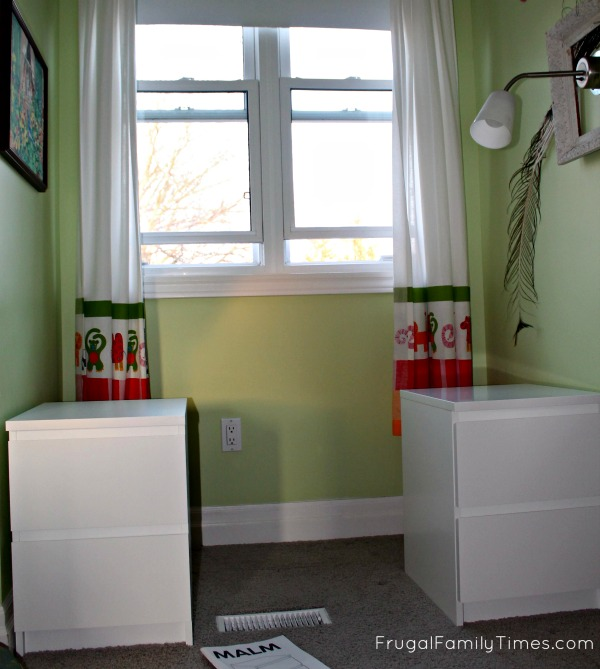 How To Diy A Simple Built In Window Seat An Ikea Hack