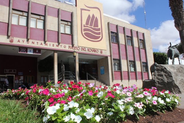 FACHADA%2BAYTO%2BPUERTODEL%2BROSARIO%2B%2BJUNIO%2B2015 - Fuerteventura.- Ayuntamiento de Puerto del Rosario activa una serie de medidas para evitar el contagio del Coronavirus COVID-19