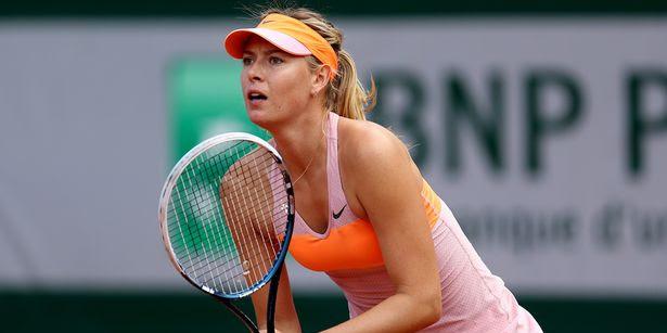 Usai Terkena Sanksi Doping Buat Sharapova Jadi Bersemangat