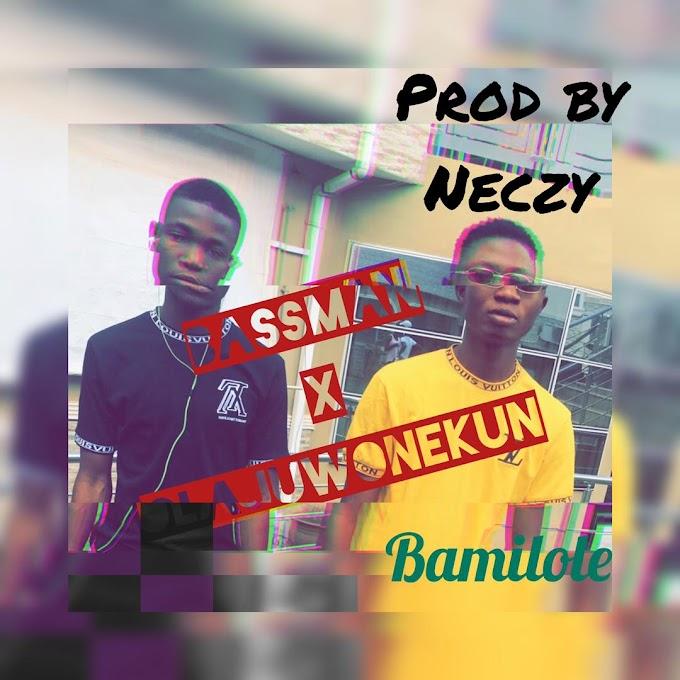 Basma ft Olajuwonekun - Bamilole