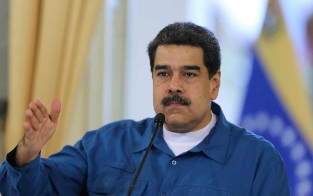 """""""Justiça busca responsáveis pelo golpe"""", diz Maduro"""