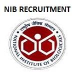 NIB Scientific Posts Recruitment 2019
