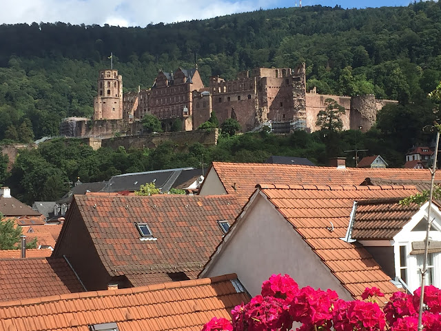 Romantic Heidelberg Castle
