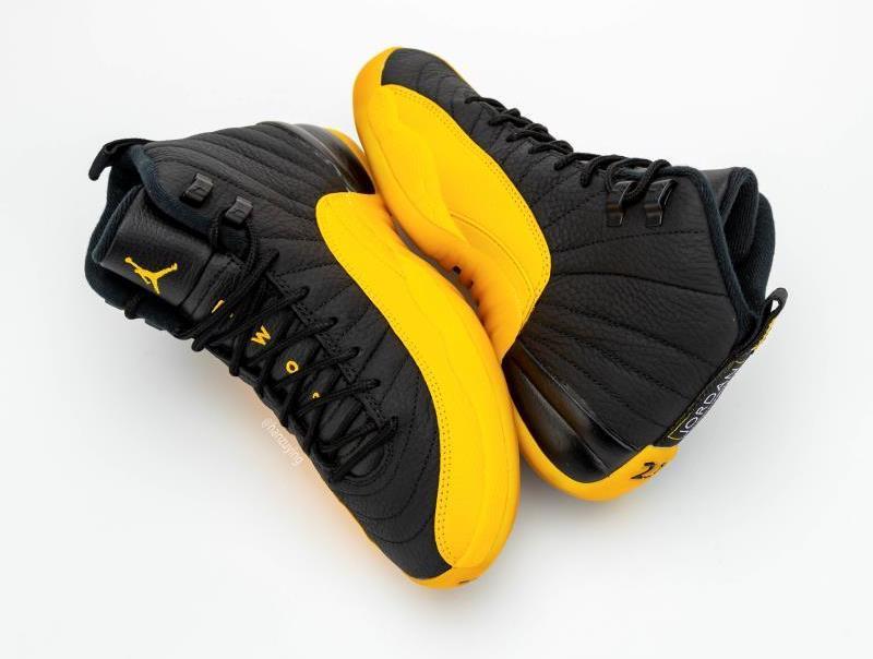 Air Jordan 12 University Gold Faded4u