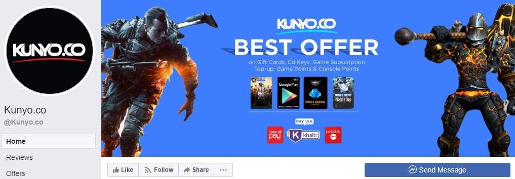 how to buy pubg mobile uc in nepal from facebook