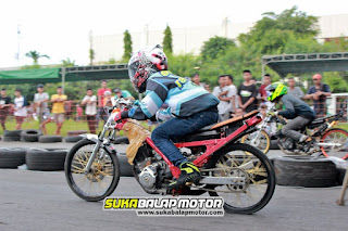 Grobogan Drag Bike 8 April 2018, Event Kejuaraan Terbuka Perdana LSI