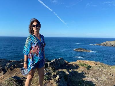 Ruta por Asturias senda costera naviega