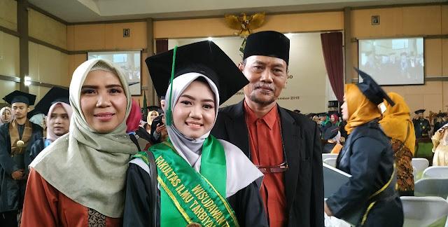 Jalan Panjang Syifa Hilyatunnisa, Peraih IPK Terbaik FITK
