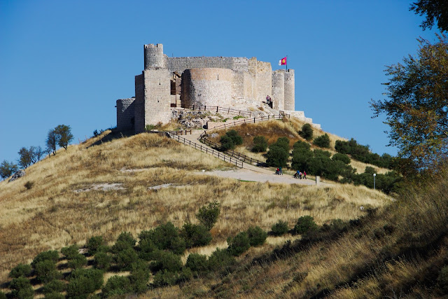 Castillo del Cid en Jadraque