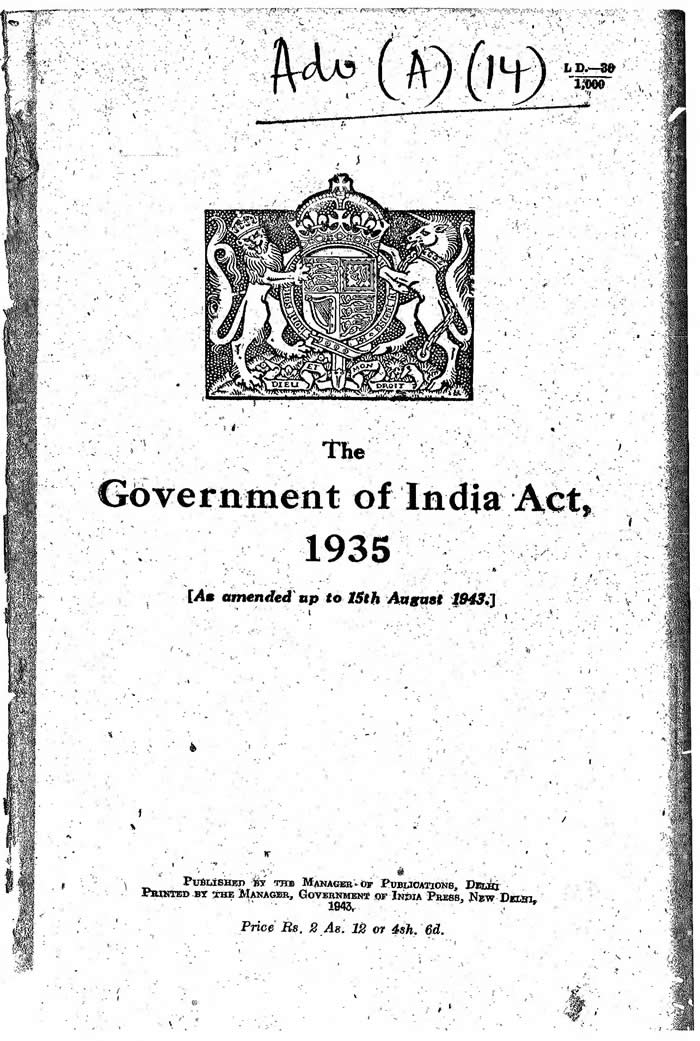 India Act (1935)