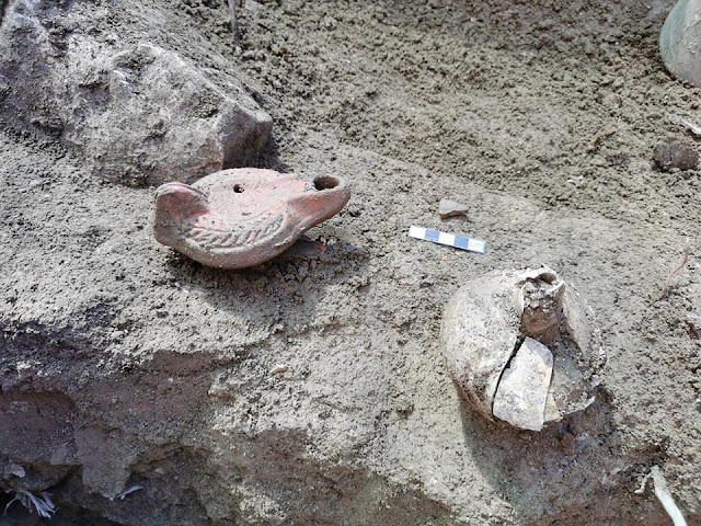 Ancient necropolis unearthed in garden of 17th-century Croatian palace