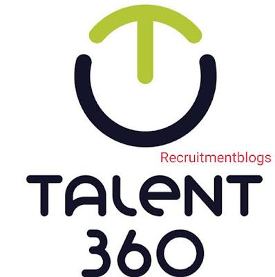 HR Intern At Talent 360 ME