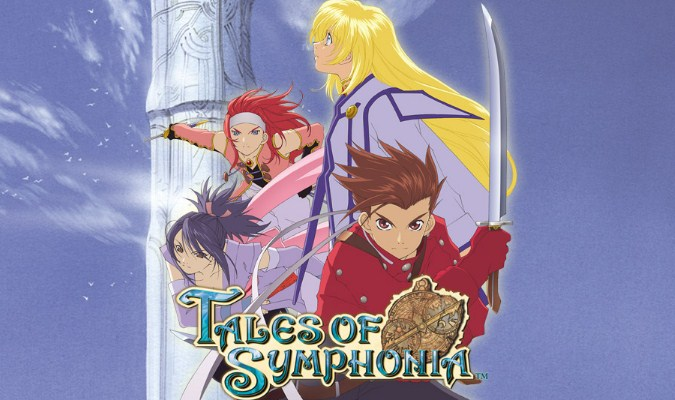 Game Adaptasi Anime Terbaik untuk Windows - Tales of Symphonia